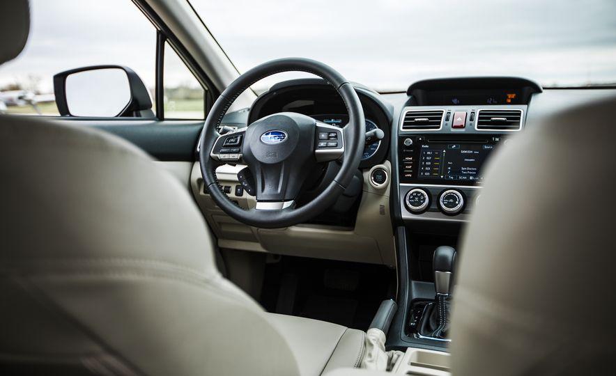 2015 Subaru Impreza 2.0 Sport - Slide 32