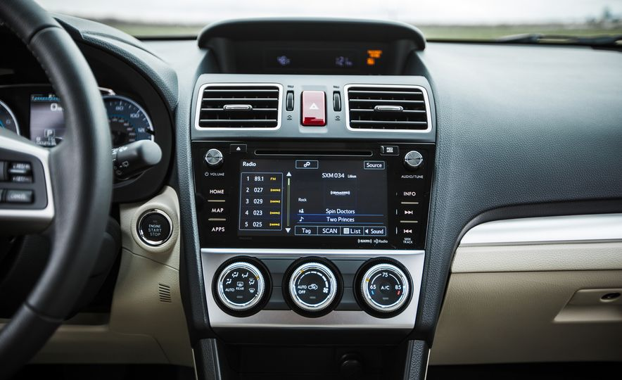 2015 Subaru Impreza 2.0 Sport - Slide 33