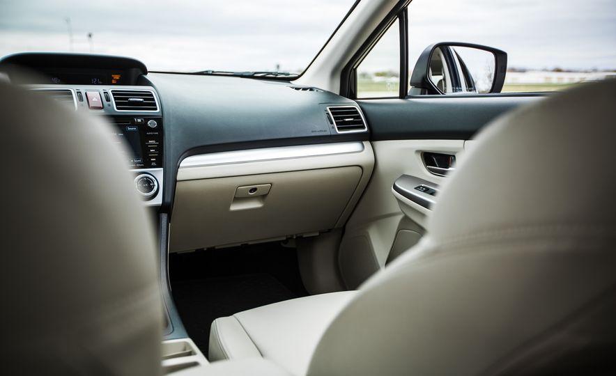 2015 Subaru Impreza 2.0 Sport - Slide 37