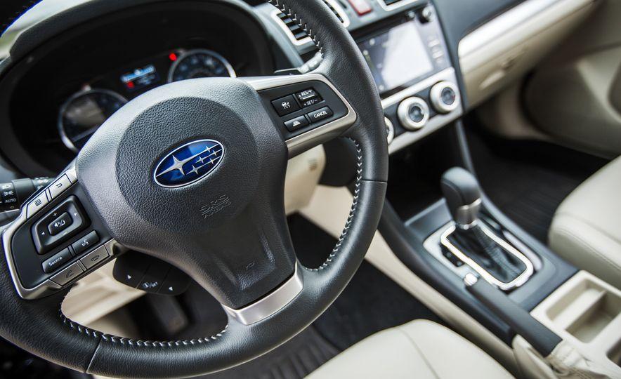2015 Subaru Impreza 2.0 Sport - Slide 36