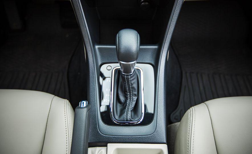 2015 Subaru Impreza 2.0 Sport - Slide 35
