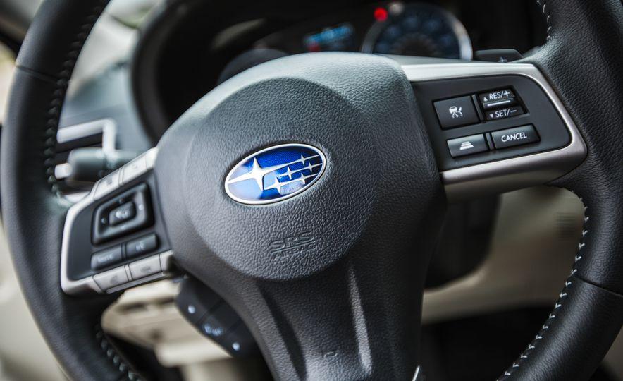 2015 Subaru Impreza 2.0 Sport - Slide 34