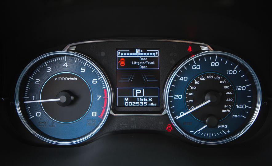 2015 Subaru Impreza 2.0 Sport - Slide 38
