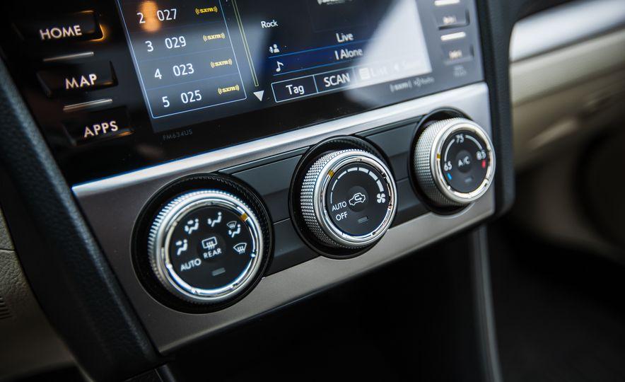 2015 Subaru Impreza 2.0 Sport - Slide 39