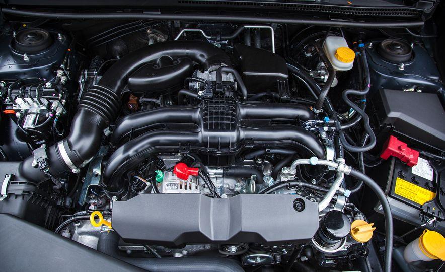 2015 Subaru Impreza 2.0 Sport - Slide 41