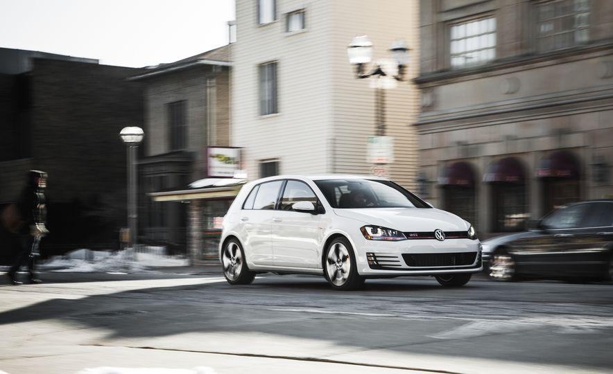 Volkswagen GTI Clubsport - Slide 10