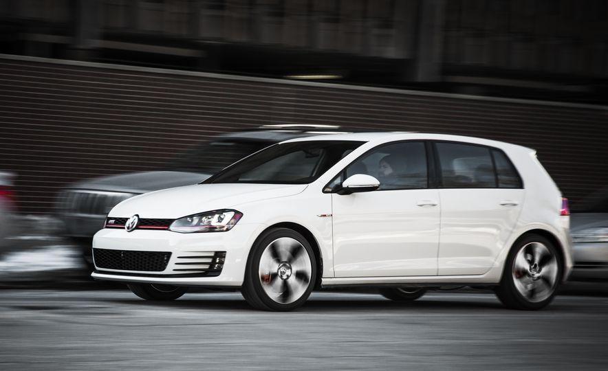 Volkswagen GTI Clubsport - Slide 14