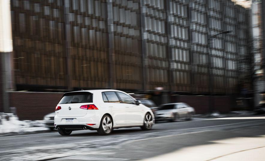 Volkswagen GTI Clubsport - Slide 18