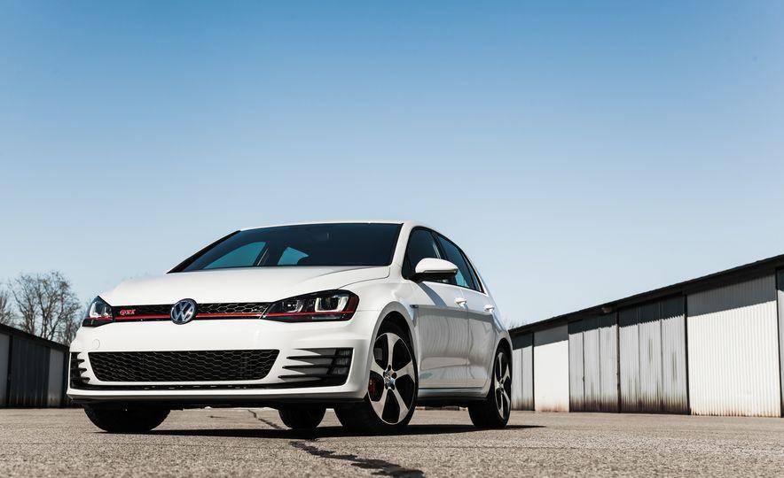 Volkswagen GTI Clubsport - Slide 20