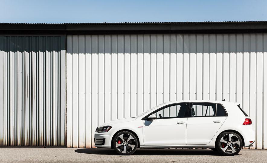 Volkswagen GTI Clubsport - Slide 21