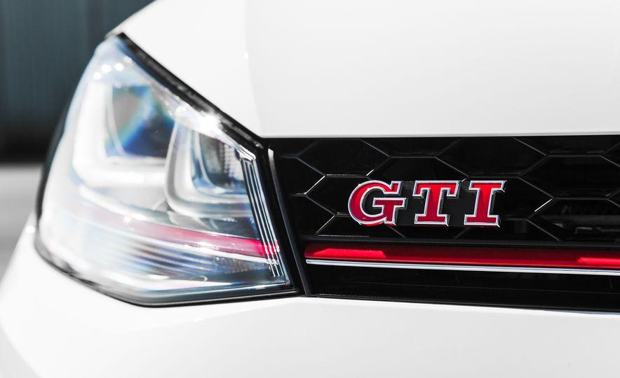 Volkswagen GTI Clubsport - Slide 31