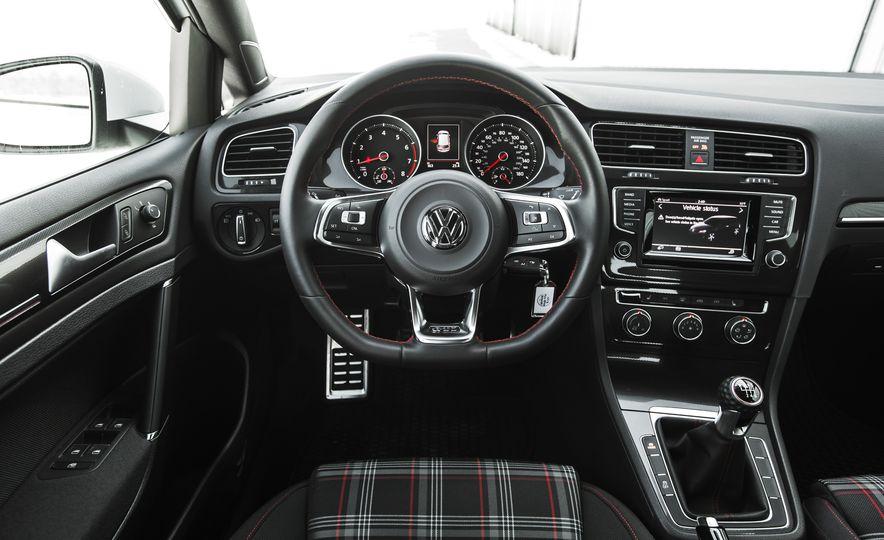 Volkswagen GTI Clubsport - Slide 53