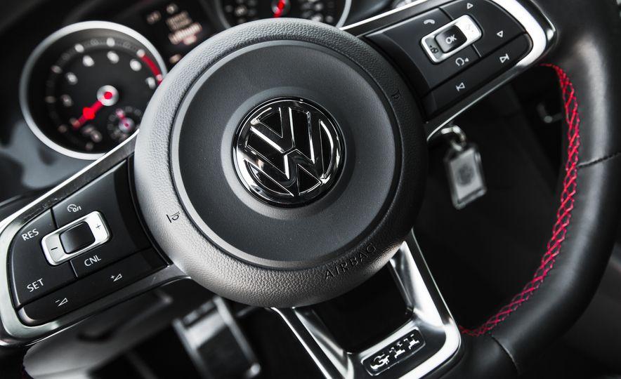 Volkswagen GTI Clubsport - Slide 56