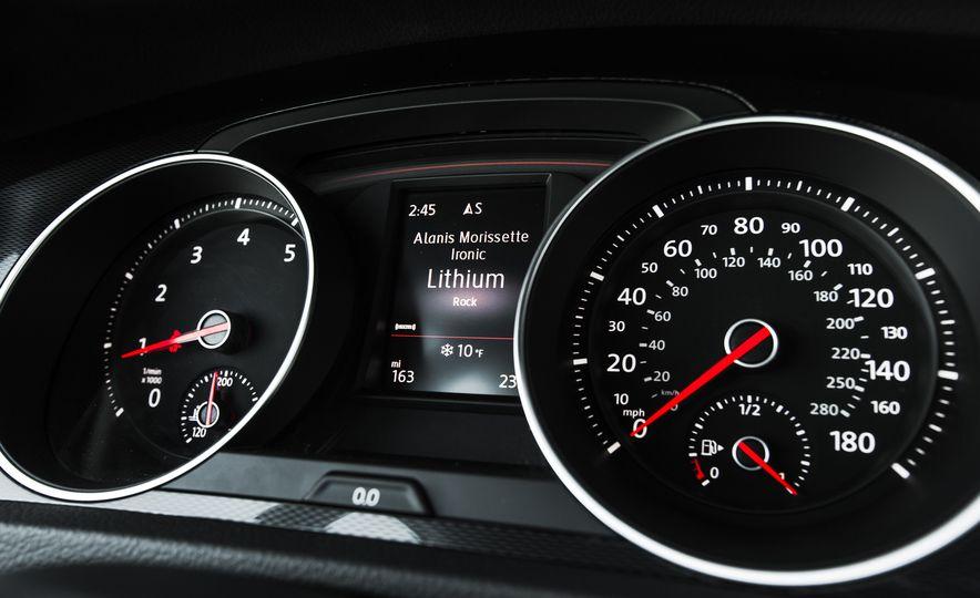Volkswagen GTI Clubsport - Slide 58