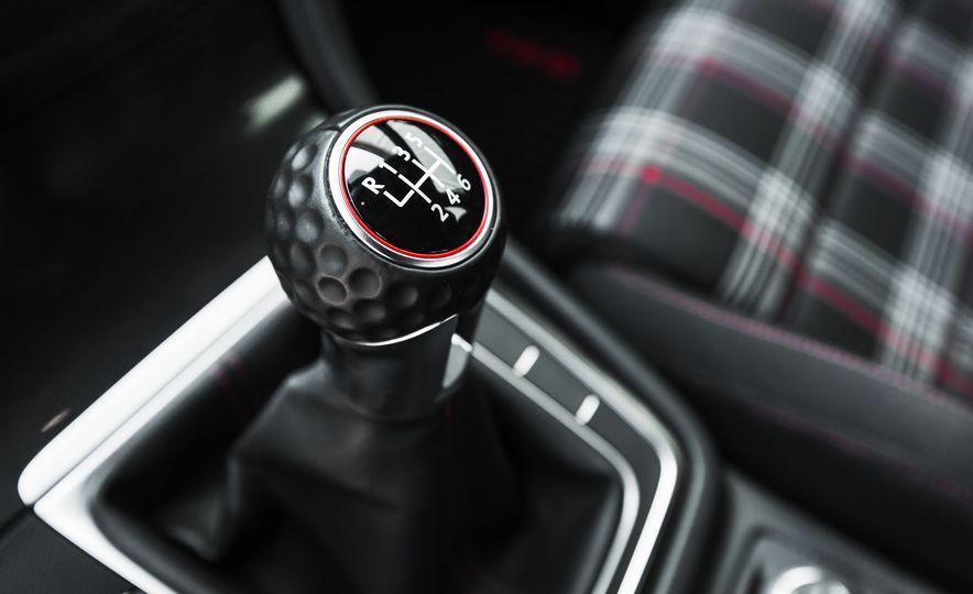 Volkswagen GTI Clubsport - Slide 64