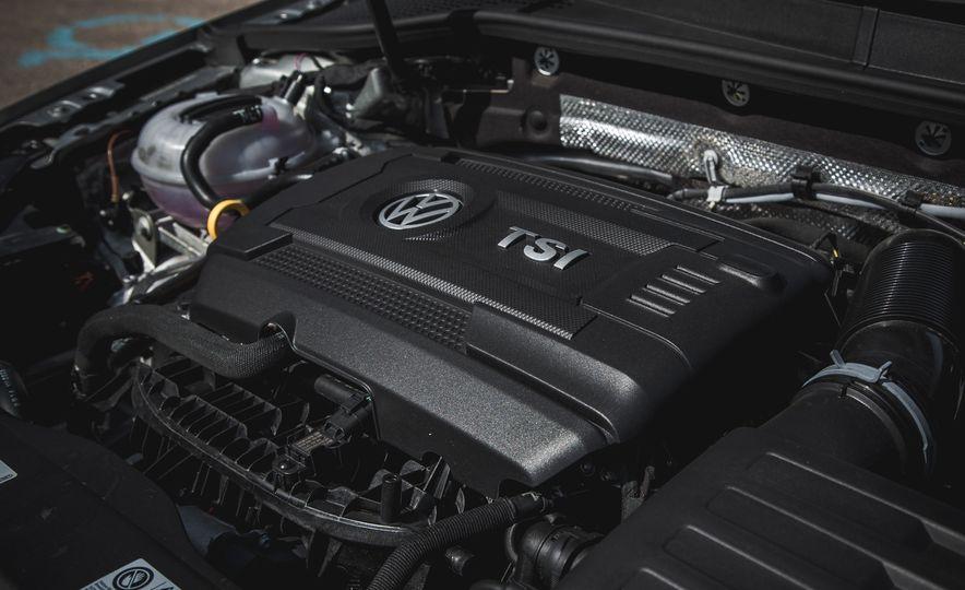 2015 Volkswagen Golf SportWagen TSI - Slide 27