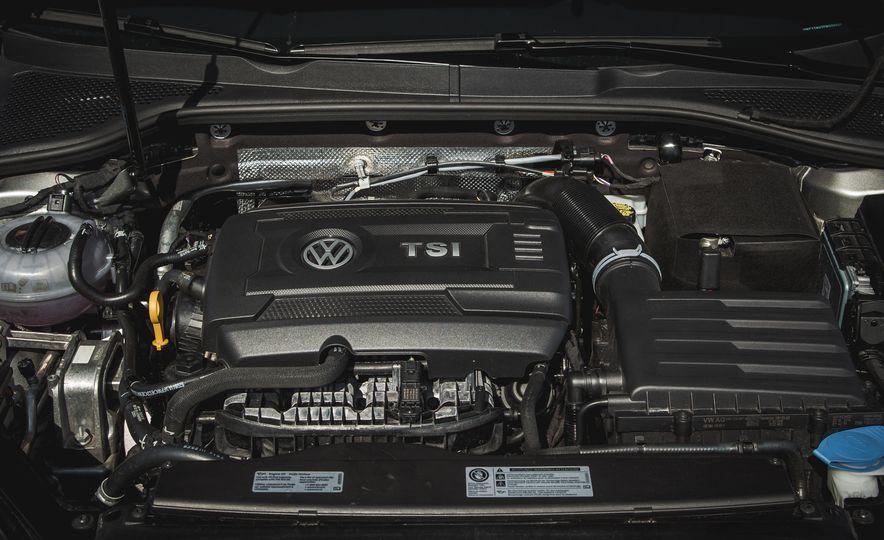 2015 Volkswagen Golf SportWagen TSI - Slide 28