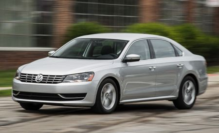 Maximum Fluff and Buff: VW Passat to Get Major Updates for 2016