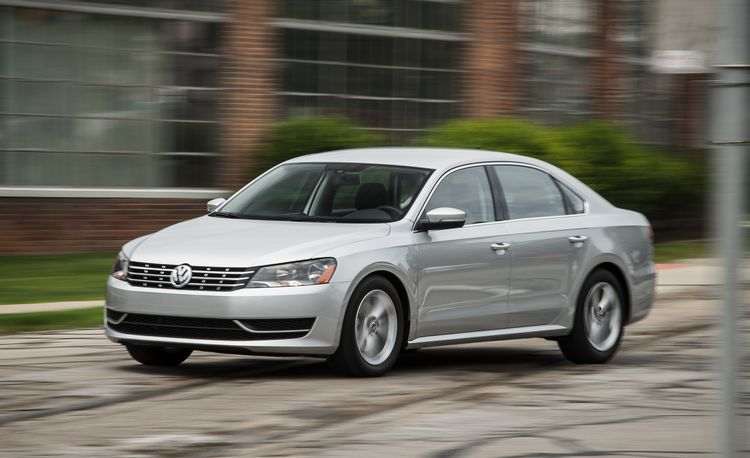 2015 Volkswagen Passat – Quick-Take Review