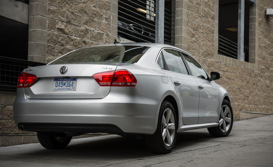 2015 Volkswagen Passat TDI - Slide 8