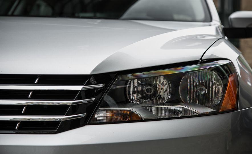 2015 Volkswagen Passat TDI - Slide 10