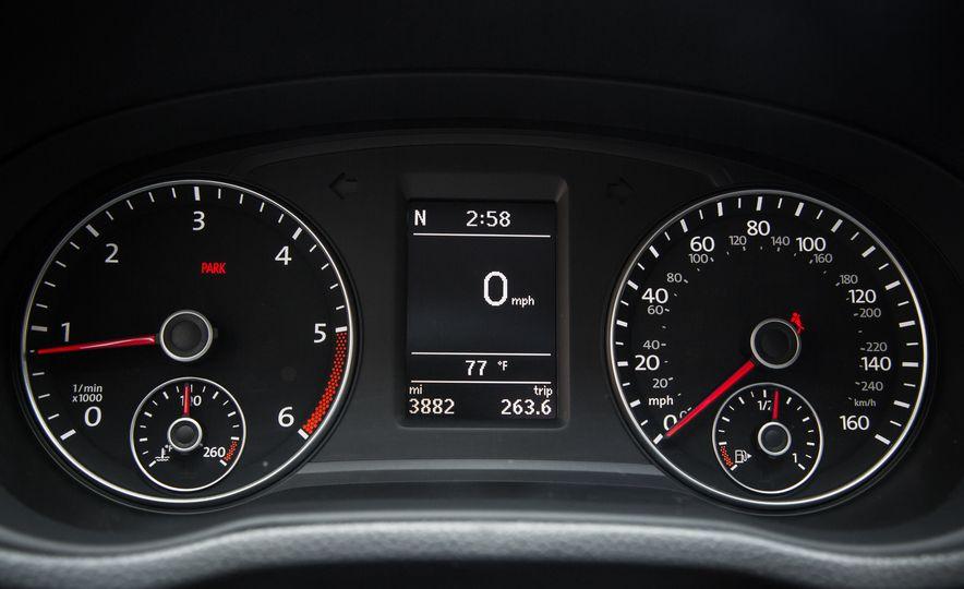 2015 Volkswagen Passat TDI - Slide 20