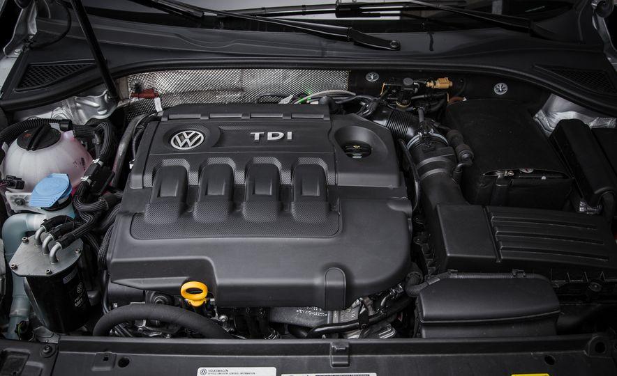 2015 Volkswagen Passat TDI - Slide 25
