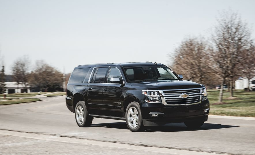 Big Hauling: Every Full-Size SUV Ranked from Worst to Best - Slide 10
