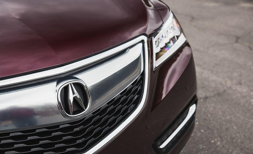 2016 Acura MDX - Slide 10