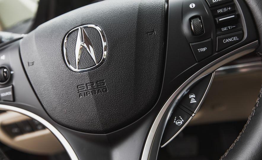 2016 Acura MDX - Slide 31