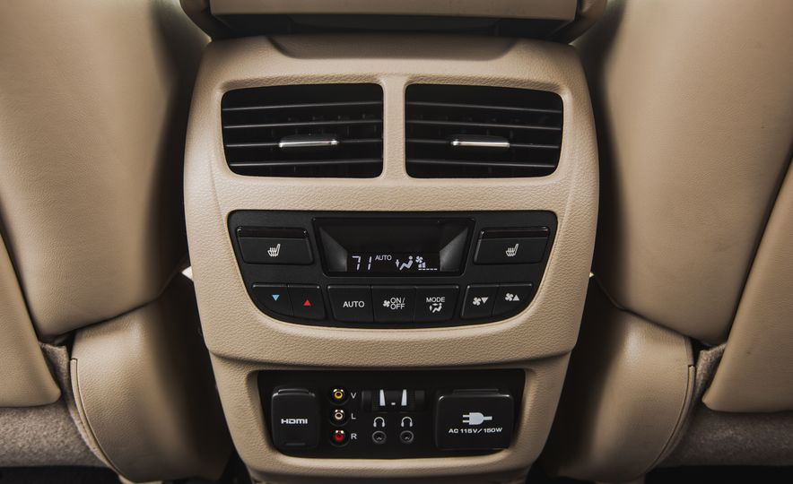 2016 Acura MDX - Slide 39