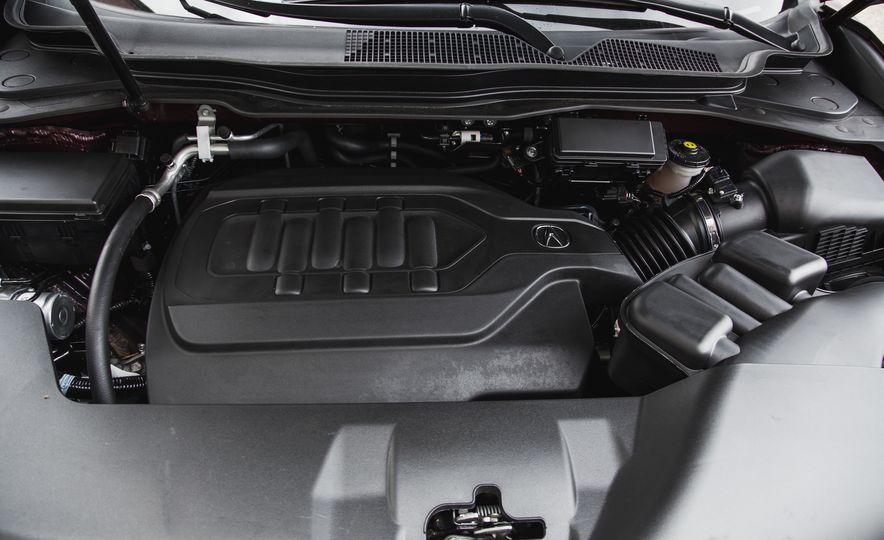 2016 Acura MDX - Slide 41