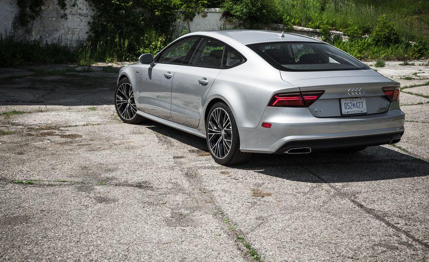 2016 Audi A7 3.0T - Slide 14