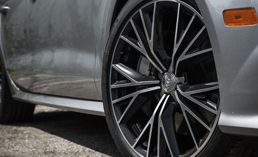 2016 Audi A7 3.0T - Slide 22