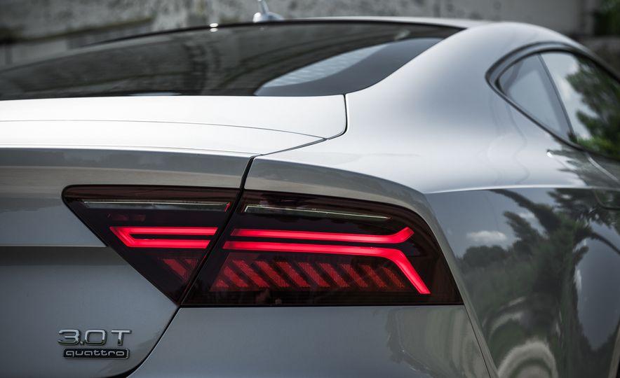 2016 Audi A7 3.0T - Slide 24