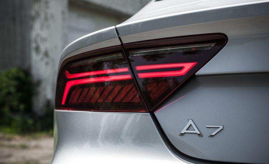 2016 Audi A7 3.0T - Slide 25