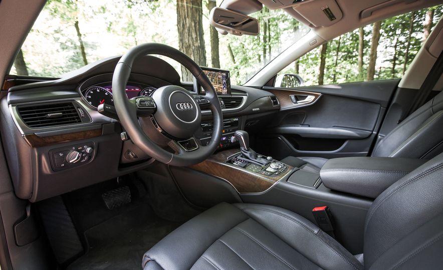 2016 Audi A7 3.0T - Slide 26