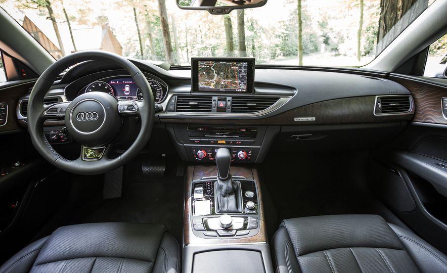 2016 Audi A7 3.0T - Slide 27