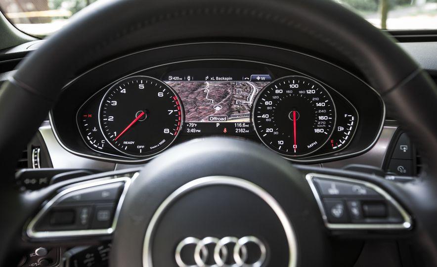 2016 Audi A7 3.0T - Slide 32