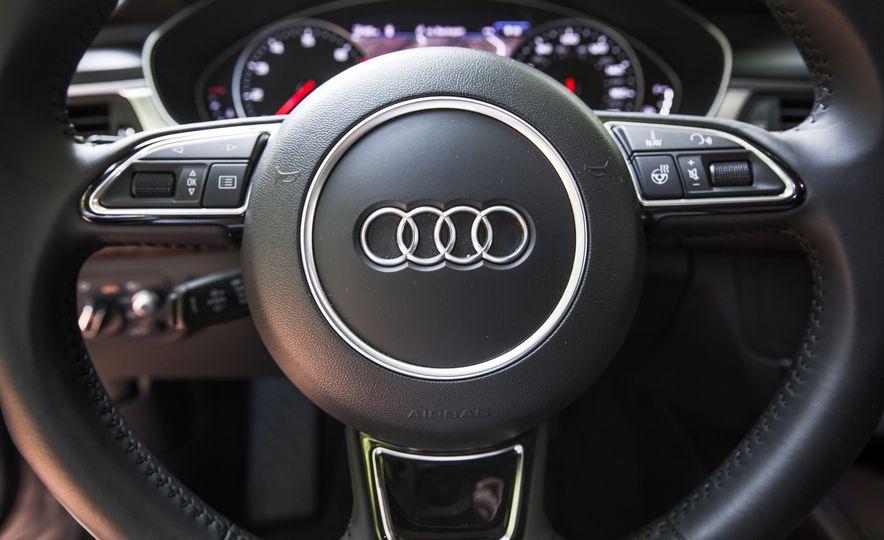 2016 Audi A7 3.0T - Slide 33