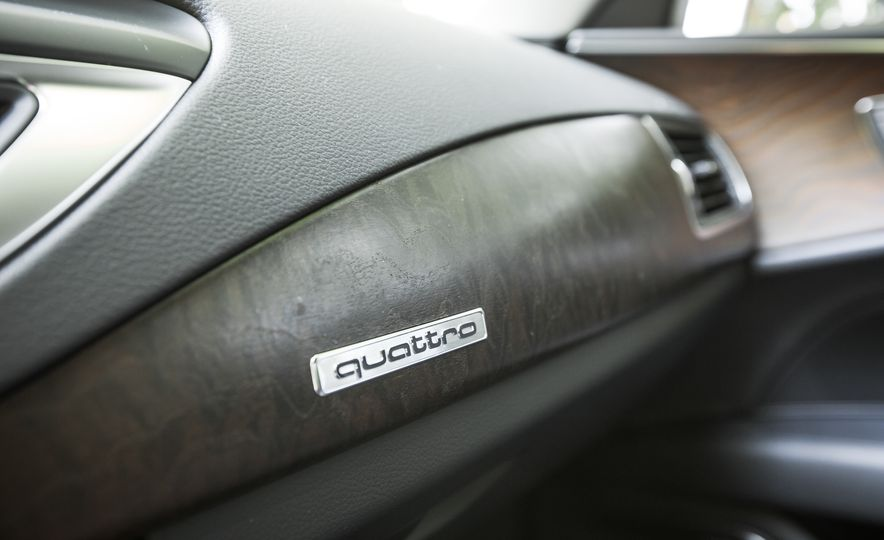 2016 Audi A7 3.0T - Slide 35