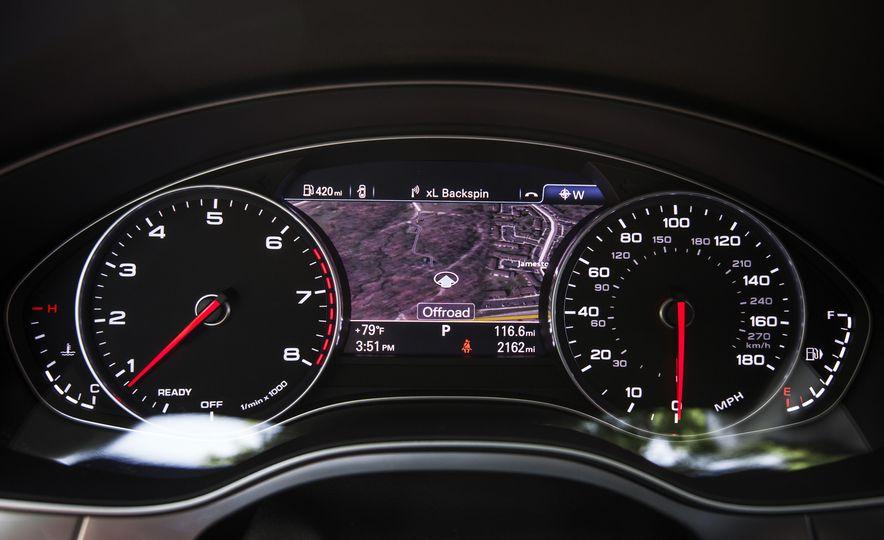 2016 Audi A7 3.0T - Slide 37