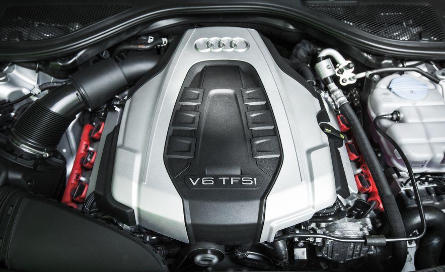 2016 Audi A7 3.0T - Slide 42