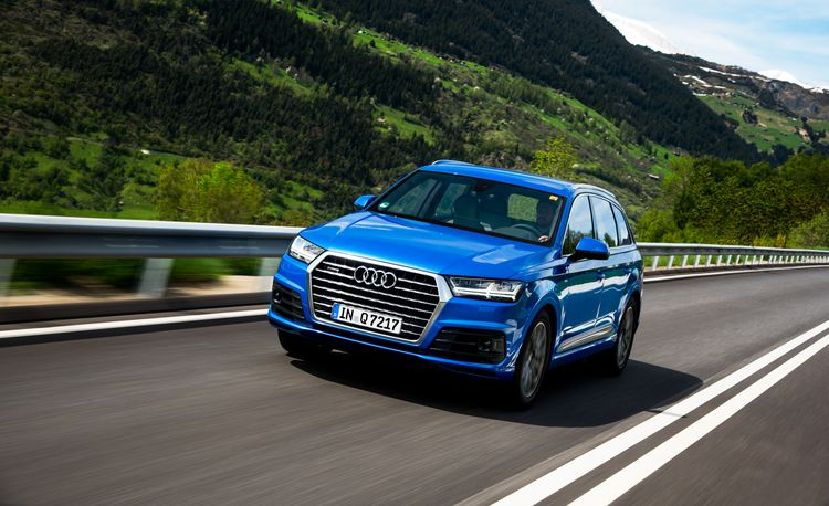 2017 Audi Q7 – First Drive Review