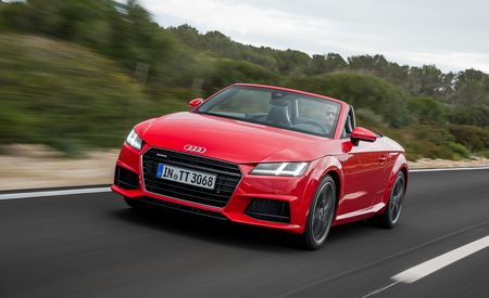 Audi Prices 2016 TT Coupe and Roadster