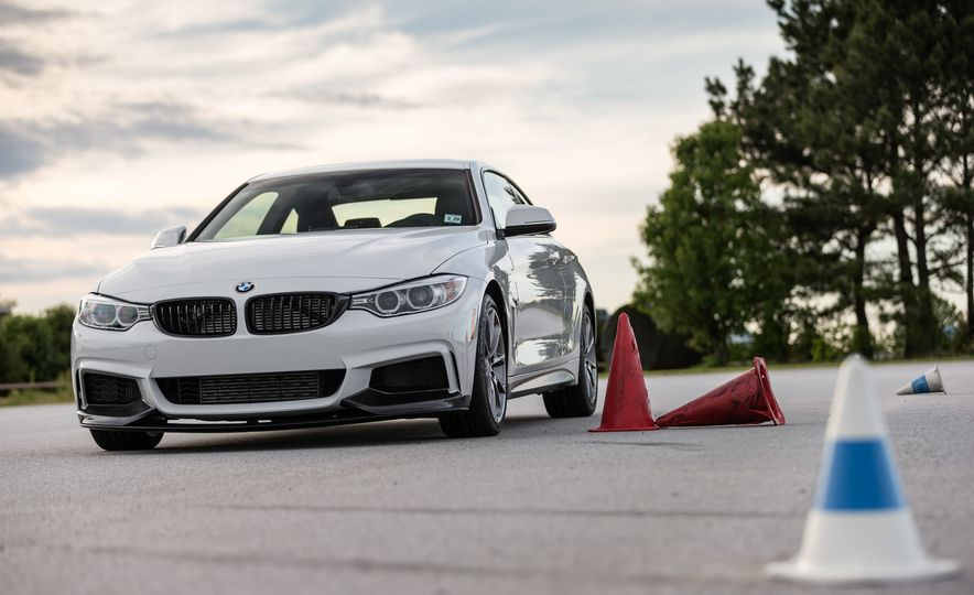 2016 BMW 435i coupe ZHP Edition - Slide 1