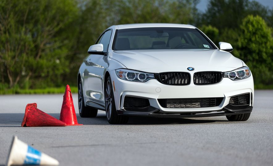 2016 BMW 435i coupe ZHP Edition - Slide 2