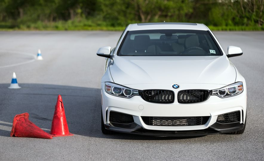 2016 BMW 435i coupe ZHP Edition - Slide 4