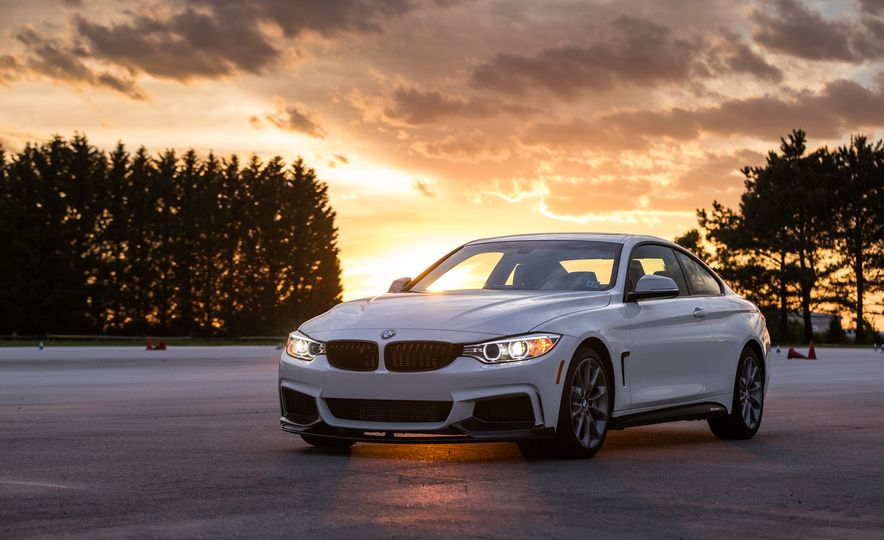 2016 BMW 435i coupe ZHP Edition - Slide 5