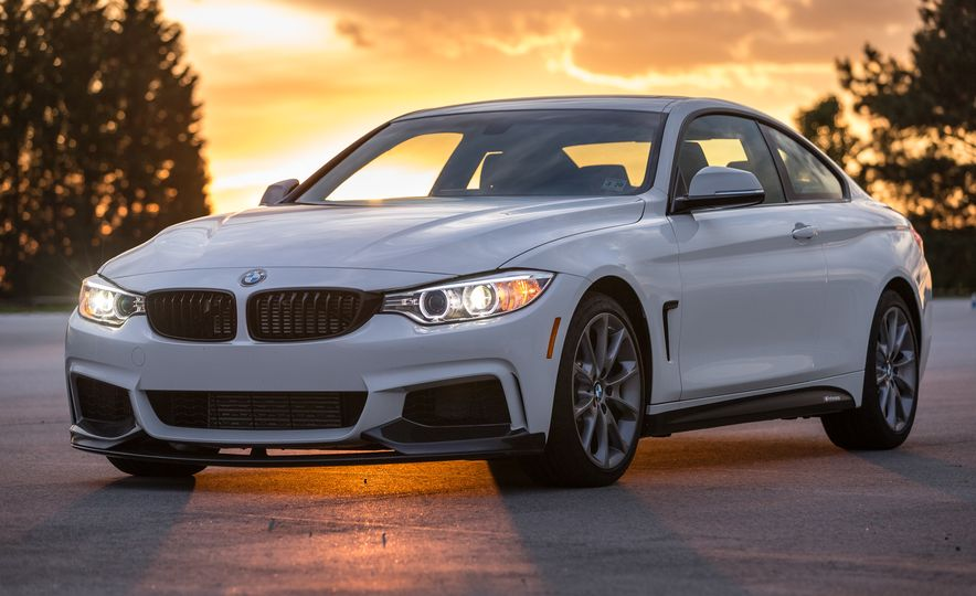 2016 BMW 435i coupe ZHP Edition - Slide 6